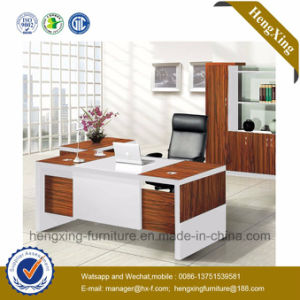 High End Modern L Shape MFC Executive Office Furniture (HX-NCD953A) pictures & photos