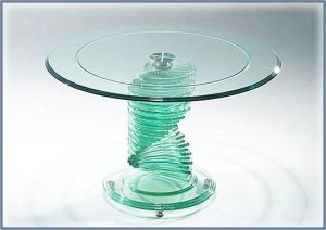 Tempered Glass Tabletop for Fashion Furniture pictures & photos