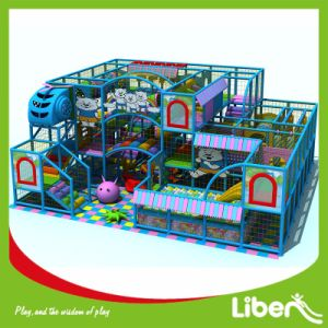 Big Kids Indoor Soft Playground Equipment Prices pictures & photos