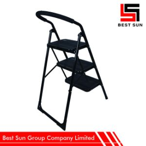 Professional Household Metal Step Ladder Manufacturer pictures & photos