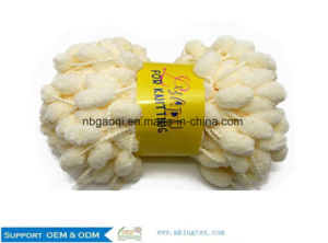 POM POM Fancy Yarn Knitting Yarn pictures & photos