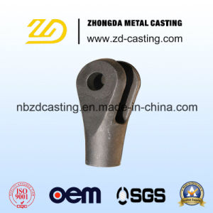 OEM Investment Steel Casting for Railway Protector pictures & photos