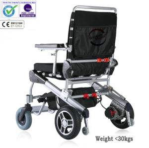 10inch Lightweight Portable Foldable Electric Wheelchair From Golden Motor pictures & photos