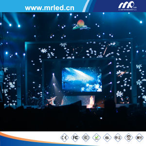Best Design for Intelligent UTV1.25mm Indoor LED Display Screen by Mrled pictures & photos