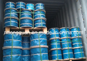 Carbon Steel Wire Strand 1*19 pictures & photos