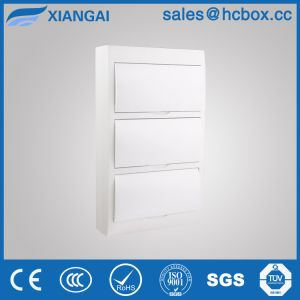 Hc-Tsw 45ways Plastic Distribution Box Electrical Cabinet Enclosure IP40 pictures & photos