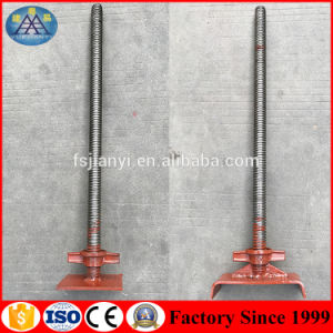 Factory Price Adjustable Construction Accessories Scaffolding U Head Jack Base pictures & photos