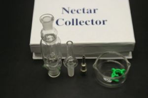 Best Selling Nectar Collector Kit Quartz Tip for Smoking Clear Glass pictures & photos