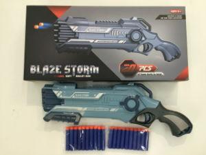 Soft Gun with Light Shooting Gun for Boys pictures & photos
