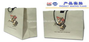 New Design Offset Paper Gift Bag for Shopping pictures & photos