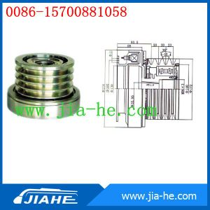 4b 172mm Electromagnetic Clutch for Air Condition Cooling