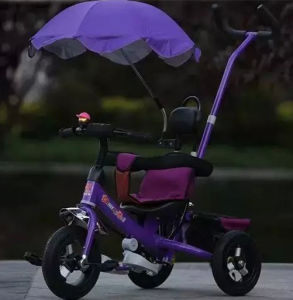 New Design Hot Selling Tricycle Kids Trailer pictures & photos