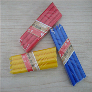 Hot Sale Household 10g White Candles by Aoyin Candle Factory pictures & photos