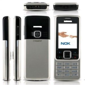 Unlocked for Nokia 6300 Unlocked Camera Bar Classic Mobile Phone GSM a+ pictures & photos