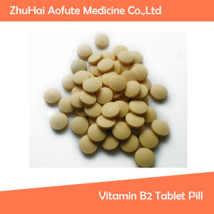 Wholesale Vitamin B2 Tablet Pill pictures & photos