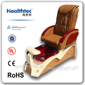 Glass Bowl Pedicure Chair Beauty Parlour Products pictures & photos