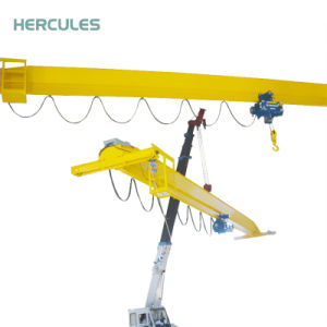 Single Girder Overhead Crane Bridge Crane Eot Crane pictures & photos