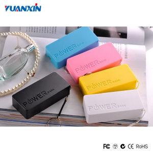 Fragrance Battery Charger Custom Phone Power Bank with RoHS