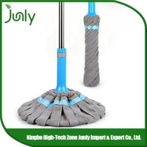 Wholesale Portable Microfiber Magic Easy Twist Floor Mop pictures & photos