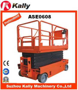 Full Electric Scissor Lifting Platform (ASE0608)