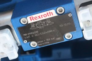 Rexroth Hydraulic Valve 4we6j 6X/Eg24n9k4 Solenoid Valve pictures & photos