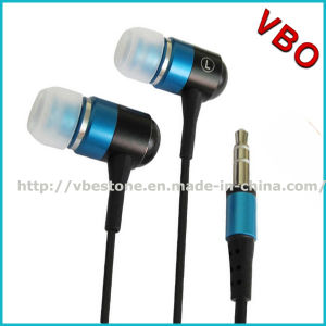 Classic Metal Headphone Earphone for MP3 pictures & photos