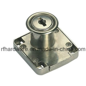 Furniture Zinc Alloy Lock Drawer Lock 588-22 pictures & photos