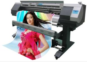 Japan Mutoh Large Format Printer / Eco Solvent Plotter (MUTOH 1604W)
