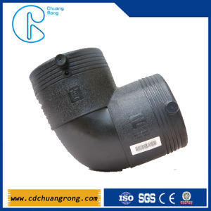 HDPE Electrofusion Pipe Fitting pictures & photos