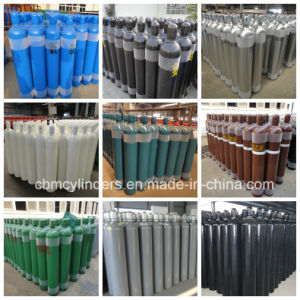 40L Green Argon Cylinders pictures & photos