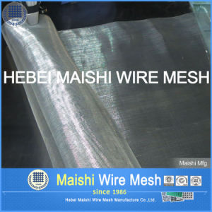 Construction Wire Mesh 316L Stainless Steel Wire Mesh pictures & photos