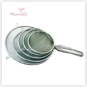 5PCS Kitchen Tools Sieves, Metal Colanders Mesh Strainers (230g) pictures & photos