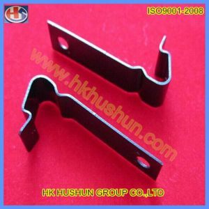 Precision Metal Shrapnels Spring Clips for Lamp Holder (HS-LC-018) pictures & photos