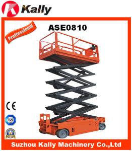 Full Electric Self-Propelled Scissor Lift Aerial Work Platform (ASE0810)