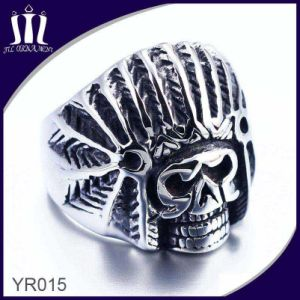 Yr015 Cheap Vintage Skeleton Ring pictures & photos