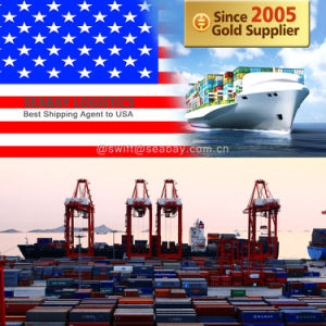 Professional Shipping Rates to New York From China/Beijing/Tianjin/Qingdao/Shanghai/Ningbo/Xiamen/Shenzhen/Guangzhou pictures & photos