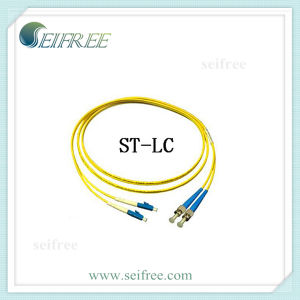 Fiber Optic Patch Cables LC ST Duplex pictures & photos