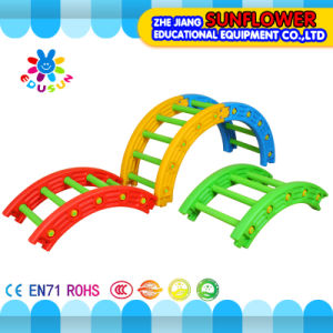 The Balance Board for Children, The 1/4 Round, Quanter Round, Plastic Toys