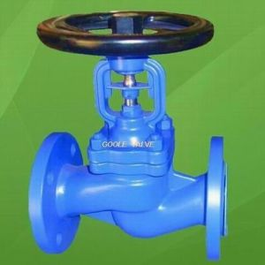 DIN Standard Bellow Sealed Globe Valve (GWJ41H) pictures & photos