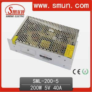 200W LED Driver Lighting Designed Power Supply pictures & photos
