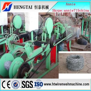 China Supplier Best Price Razor Blade Wire Fence Making Machine Barbed Wire Fencing Machine