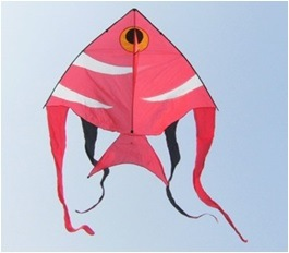 Sky Kite - Red Fish pictures & photos
