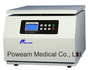 CE Approved Medical LCD Display Laboratory Centrifuge (G5) pictures & photos