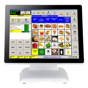 Aluminum All in One PC Touch POS System pictures & photos