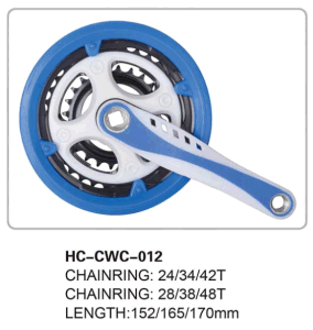 Chainwheel&Crank (HC-CWC-012) pictures & photos