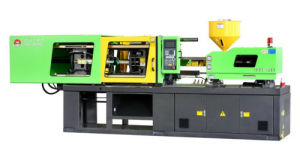 Energy-Saving Injection Molding Machine with Servo Motor (130Ton)