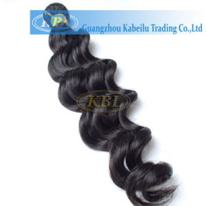 Indian No Tangle Human Hair pictures & photos