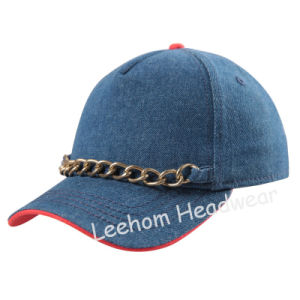 Fashion Jeans Lady Beanie Hat pictures & photos