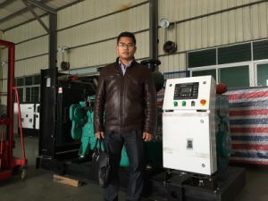 160kVA 128kw Yuchai Natural Gas Generator Set LPG Generator pictures & photos