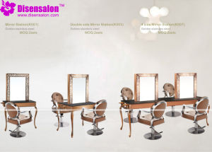 Styling Chair, Salon Chair, Barber Chair, Hairdressing Chair (Package K007)